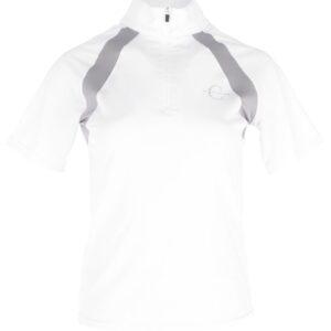 Das Covalliero Competition Shirt Lani ist ein sehr sportliches, körperbetont geschnittenes Shirt für den perfekten Auftritt am Turnier!