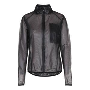 Die Regenjacke KURA ist eine wind- und wasserdichte, atmungsaktive Jacke. Das Material ist Stretch, vorne mit Brusttasche mit wasserdichtem Reissverschluss.